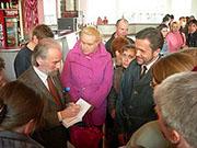 Вологодскую епархию с лекциями посетил известный сектовед А.Л. Дворкин